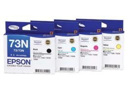 หมึกเครื่องพิมพ์ EPSON 73N