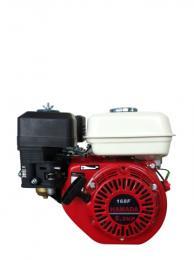 เครื่องสูบน้ำ/เครื่องยนต์ Hamada-168F(oil alert)