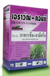 สารกำจัดวัชพืช ชนิดผง เอราวัณ-คอมบี