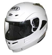 หมวกกันน็อค Helmet INDEX Hybrid 3 สีขาว