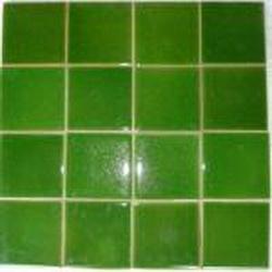 กระเบื้องสระว่ายน้ำ GP-216 Leaf Green