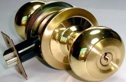 กุญแจลูกบิด JACK 5792 PB