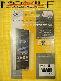 ฟิล์มกันรอย Samsung wave 525 แบบใส (S5253) 002823