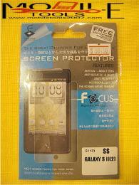 ฟิล์มกันรอย Samsung Galaxy S2 แบบใส (i9100) 002836