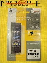 ฟิล์มกันรอย Samsung Candy pop แบบใส (c3510) 002852