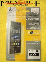 ฟิล์มกันรอย Samsung C3530 แบบใส 002855