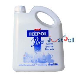 น้ำยาล้างจาน ทีโพล์เพียว ขนาด 3800 มล.