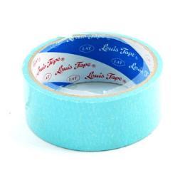 เทปกาวย่น 1.5 นิ้ว สีน้ำเงิน