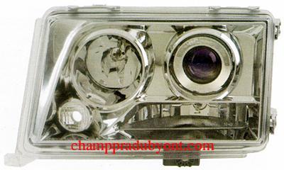 ไฟหน้ารถยนต์ BENZ E-CLASS W124 85-96 ขาว