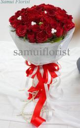 ช่อดอกไม้สด / Flower BouquetCode- PBQ36
