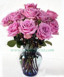แจกันดอกไม้สด / Flower Basket  PV32