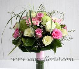 ช่อดอกไม้สด / Flower Bouquet  PBQ23