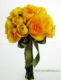 ช่อดอกไม้สด / Flower Bouquet PBQ17