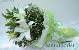 ช่อดอกไม้สด / Flower Bouquet - PBQ41