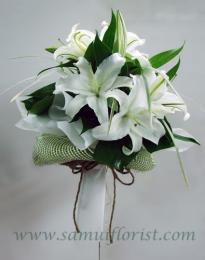 ช่อดอกไม้สด / Flower Bouquet - PBQ28