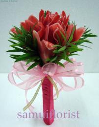 ช่อดอกไม้สด / Flower Bouquet- PBQ54