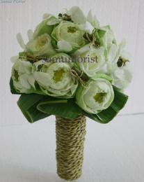 ช่อดอกไม้สด / Flower Bouquet - PBQ35