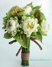 ช่อดอกไม้สด / Flower Bouquet   PBQ08