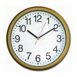 นาฬิกาติดผนัง รุ่น 10 นิ้ว