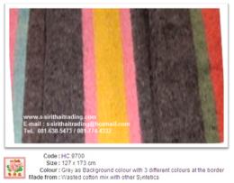 ผ้าห่มอัด ตราโบตั๋น 9700 [ HC9700 ]