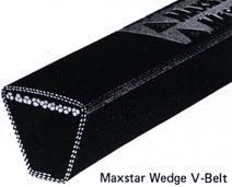 สายพาน ยี่ห้อ MITSUBOSHI รุ่น Maxstar Wedge V-Belt