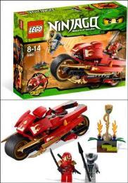 ตัวต่อเลโก้ นินจาโก 9441 Kai's Blade Cycle