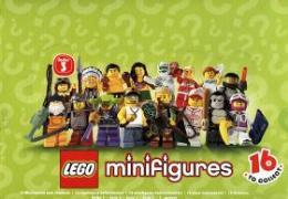 ตัวต่อเลโก้ มินิฟิกเกอร์ส 8803 Minifigures