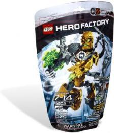 ตัวต่อเลโก้ ฮีโร่แฟคทอรี่ 6202 ROCKA