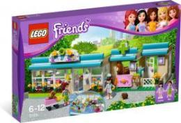 ตัวต่อเลโก้ เฟรนด์ 3188 Heartlake Vet