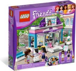 ตัวต่อเลโก้ เฟรนด์ 3187 Butterfly Beauty