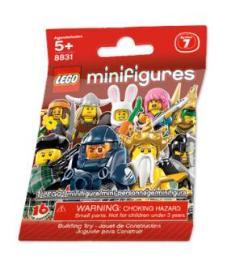 ตัวต่อเลโก้ มินิฟิกเกอร์ส 8831 MinifiguresSeries 7
