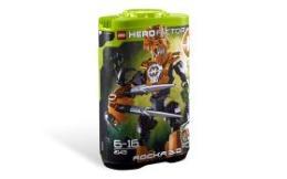 ตัวต่อเลโก้ ฮีโร่แฟคทอรี่ 2143 Rocka 3.0