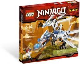 ตัวต่อเลโก้ นินจาโก 2260 Ice Dragon Attack