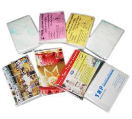 กระดาษเช็ดหน้าบรรจุซอง Pocket Pack