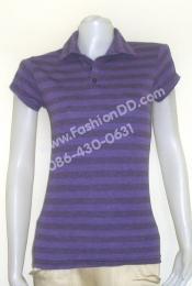 เสื้อคอโปโลหญิง  C01576VI0
