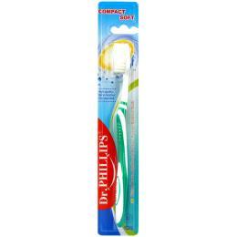 แปรงสีฟัน Compact (สีเขียว)