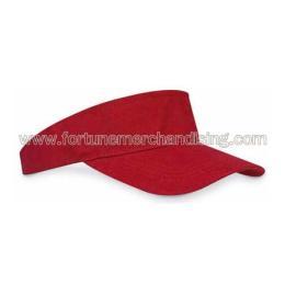 หมวกเย็บด้วยผ้าคอทต้อน