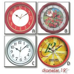 นาฬิกาแขวน 12 นิ้ว