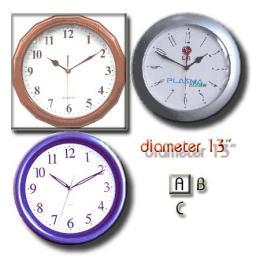 นาฬิกาแขวน 13 นิ้ว