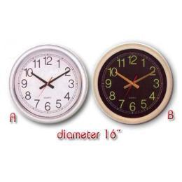 นาฬิกาแขวน 16 นิ้ว