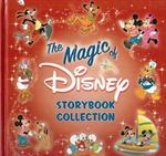 หนังสือต่างประเทศ The Magic of Disney Story Book Collection 9788120729148