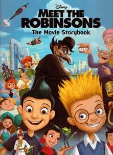 หนังสือต่างประเทศ Meet the robinson 9788120 732971