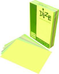 กระดาษถ่ายเอกสารสี Dize 80gm. A4
