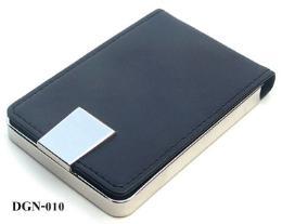 ตลับนามบัตรหนัง   DGN-010