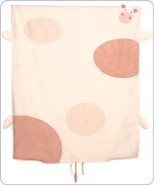 ผ้าห่มปก Cow AF - 3001