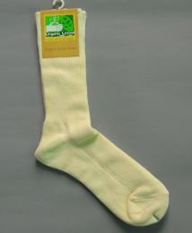 ถุงเท้าอนามัยชาย สีธรรมชาติ