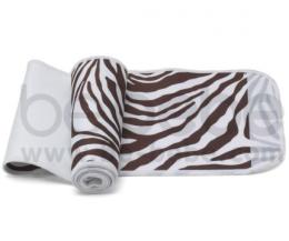 ที่รัดกระชับหน้าท้องหลังคลอด-White Zebra ขนาด L
