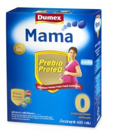 นม มาม่า พรีไบโอโพรเทก รสจืด 600 กรัม