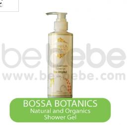 เจลอาบน้ำทำความสะอาดผิวกายจากธรรมชาติและออร์แกนิก