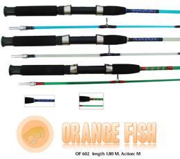 คันเบ็ด ORANGE FISH